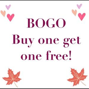Other - Buy one Get one!